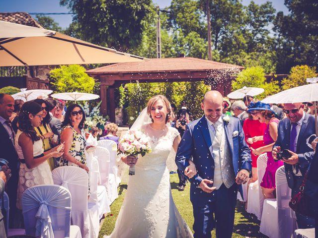 La boda de HUGO y BEATRIZ