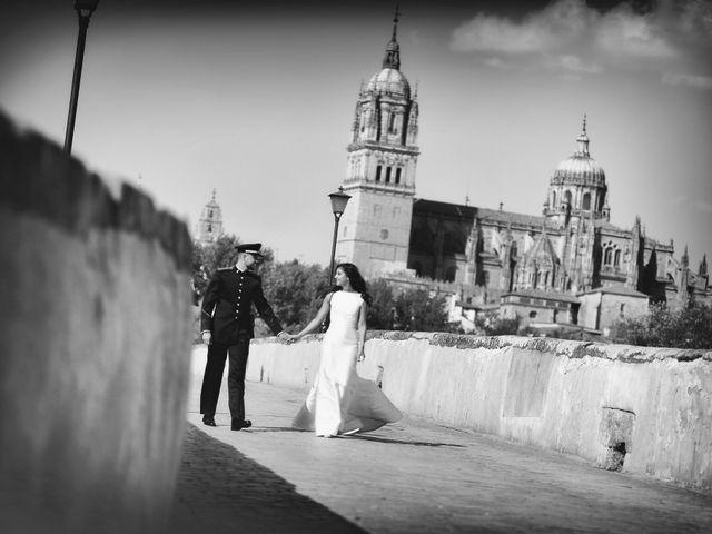 La boda de Pablo y Leticia en Plasencia, Cáceres 24