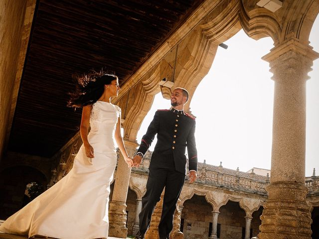 La boda de Pablo y Leticia en Plasencia, Cáceres 29