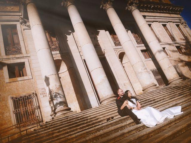 La boda de Pablo y Leticia en Plasencia, Cáceres 31