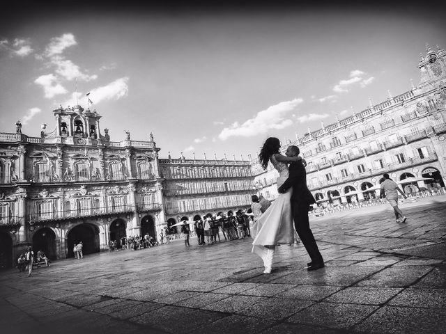La boda de Pablo y Leticia en Plasencia, Cáceres 32