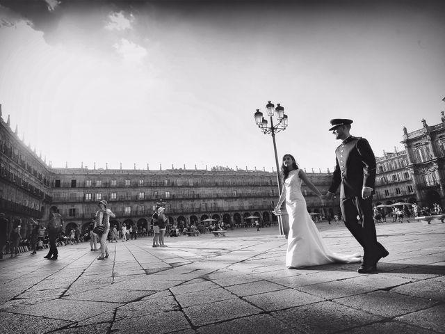 La boda de Pablo y Leticia en Plasencia, Cáceres 33