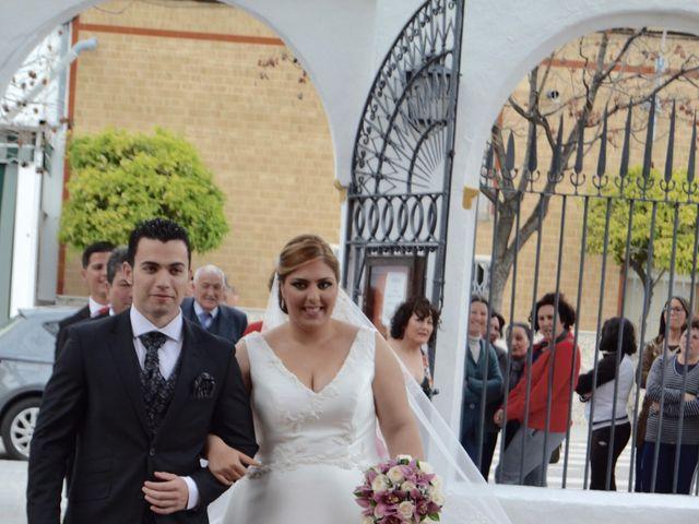 La boda de Antonio y Mª Angeles en Montalban De Cordoba, Córdoba 4