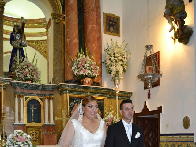 La boda de Antonio y Mª Angeles en Montalban De Cordoba, Córdoba 7