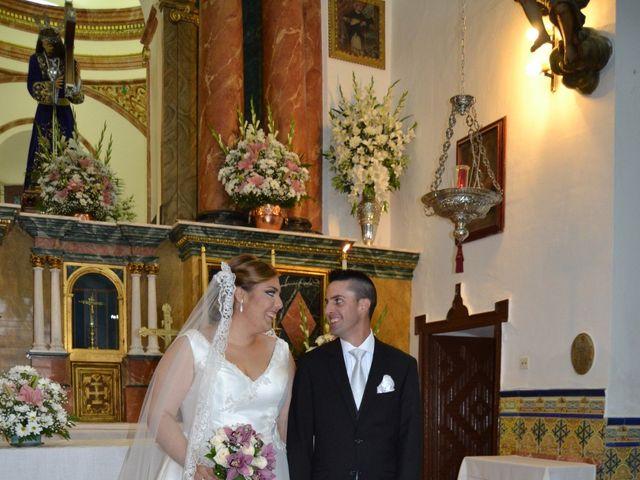 La boda de Antonio y Mª Angeles en Montalban De Cordoba, Córdoba 8