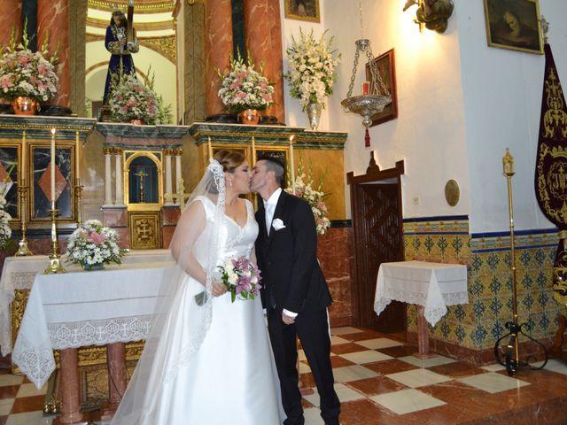 La boda de Mª Angeles y Antonio