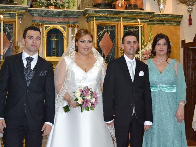 La boda de Antonio y Mª Angeles en Montalban De Cordoba, Córdoba 9