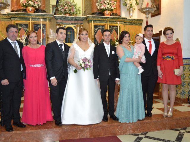 La boda de Antonio y Mª Angeles en Montalban De Cordoba, Córdoba 10