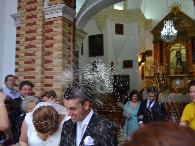 La boda de Antonio y Mª Angeles en Montalban De Cordoba, Córdoba 11