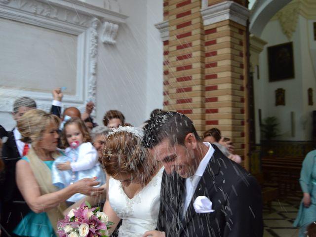 La boda de Antonio y Mª Angeles en Montalban De Cordoba, Córdoba 12