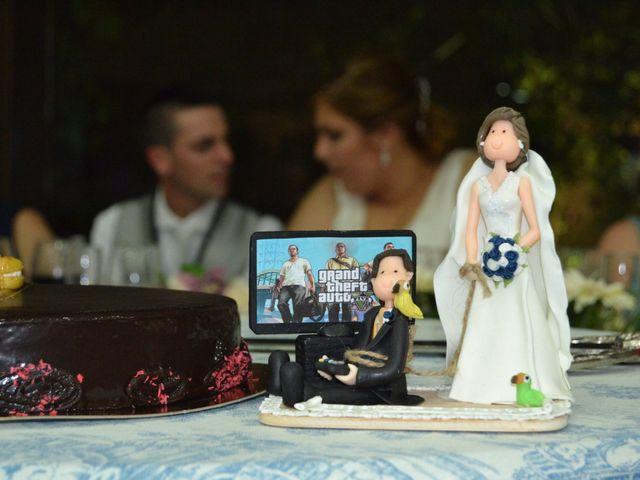 La boda de Antonio y Mª Angeles en Montalban De Cordoba, Córdoba 15