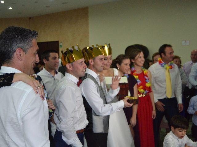 La boda de Antonio y Mª Angeles en Montalban De Cordoba, Córdoba 17