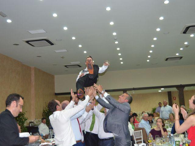 La boda de Antonio y Mª Angeles en Montalban De Cordoba, Córdoba 20
