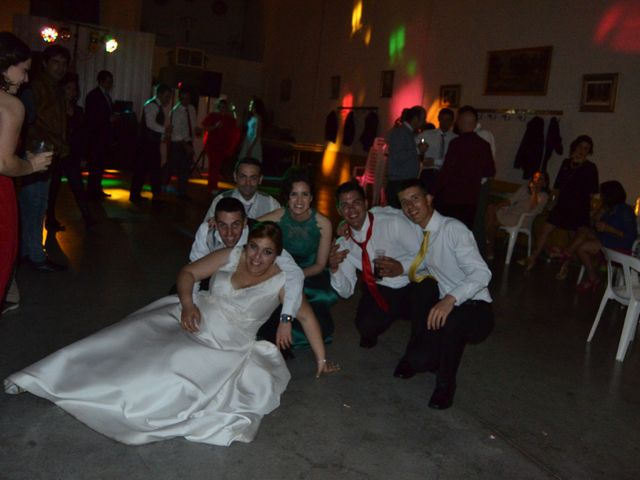 La boda de Antonio y Mª Angeles en Montalban De Cordoba, Córdoba 22