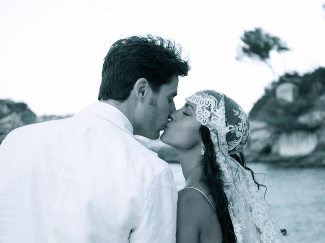 La boda de Jose y Eliana en Cala Llombards, Islas Baleares 3