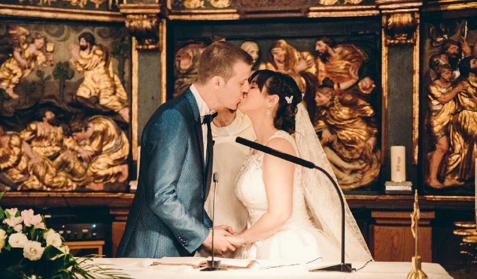 La boda de Adrián y Alexandra en Logroño, La Rioja