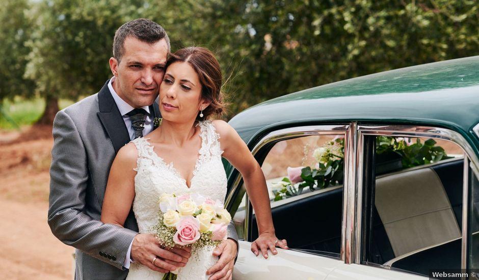 La boda de Lorena y Juan Carlos en Arnedo, La Rioja
