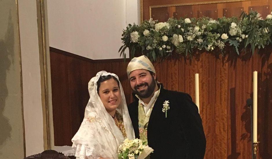 La boda de Germán  y Gema  en Murcia, Murcia