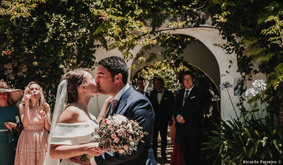 La boda de Francisco y Nataliya en Espartinas, Sevilla