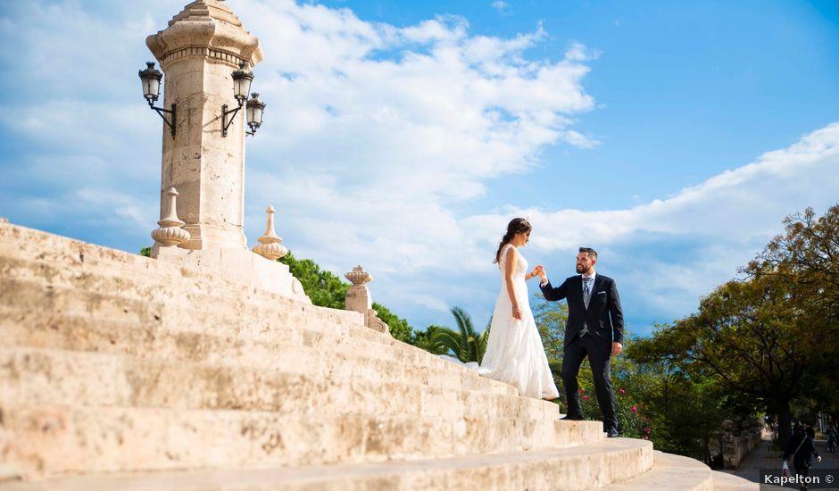 La boda de Andres y Cristina en Aielo De Malferit, Valencia