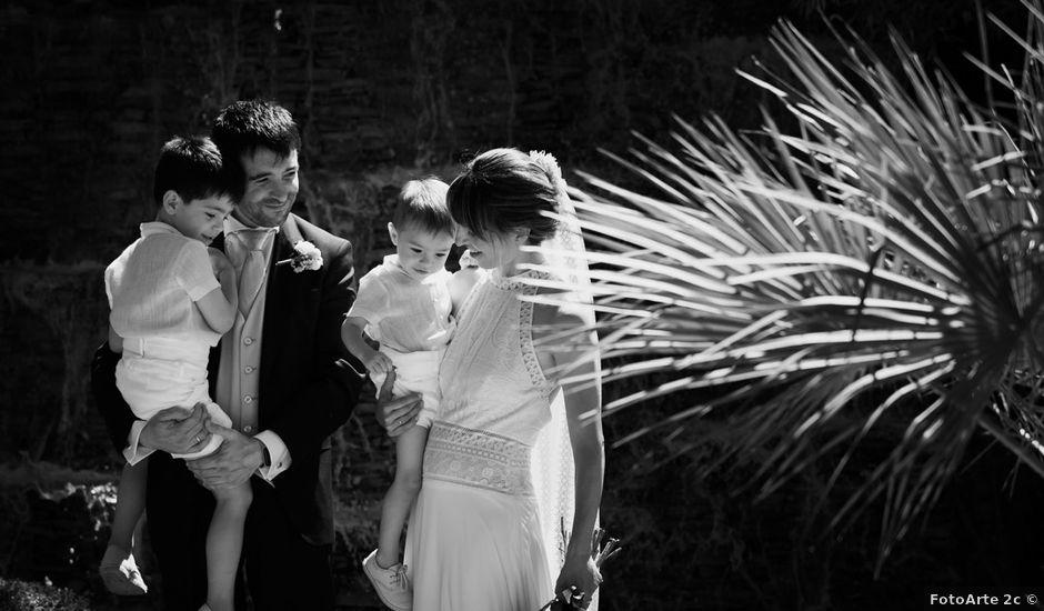La boda de Mario y Cristina en Madrid, Madrid