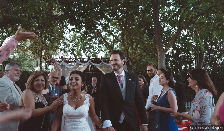 La boda de Simone y Negar en Cubas De La Sagra, Madrid