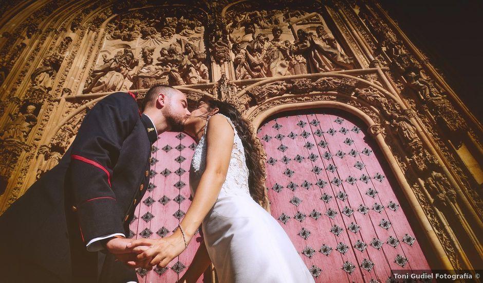 La boda de Pablo y Leticia en Plasencia, Cáceres