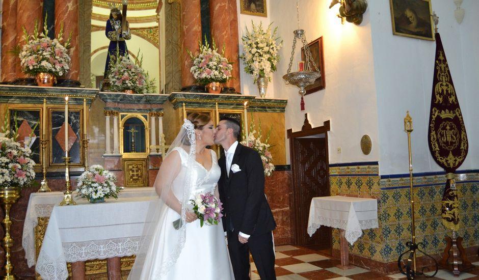 La boda de Antonio y Mª Angeles en Montalban De Cordoba, Córdoba