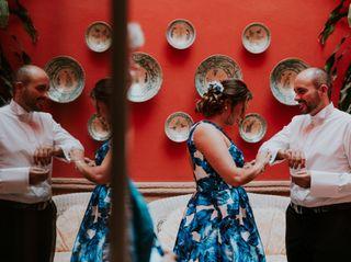 La boda de Estefanía y Isaac 3