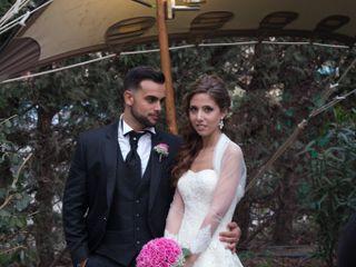 La boda de Alexandra y Miguel Angel