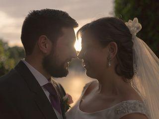 La boda de Alejandra y Juanjo