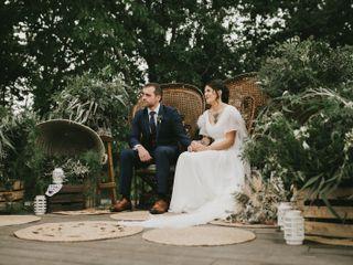 La boda de Mel y Unai  2