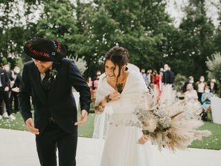 La boda de Mel y Unai