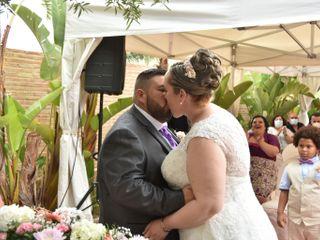 La boda de Merche  y Tomas