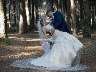 La boda de Stella y Javi