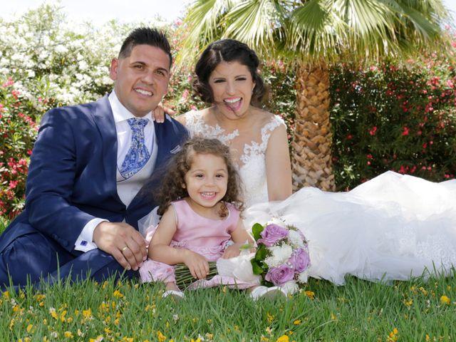 La boda de Luana y Rafael