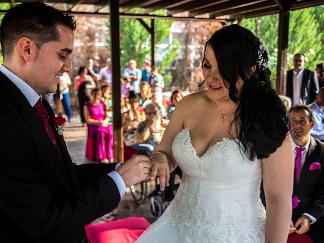 La boda de Álvaro y Macarena en Meco, Madrid 5