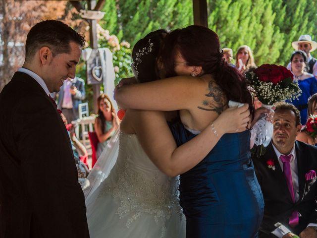 La boda de Álvaro y Macarena en Meco, Madrid 7