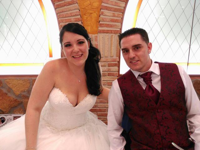La boda de Álvaro y Macarena en Meco, Madrid 9