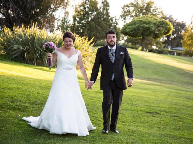 La boda de Gema y Asier