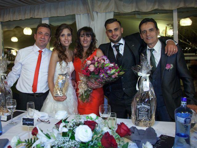 La boda de Miguel Angel y Alexandra en Palau De Plegamans, Barcelona 1
