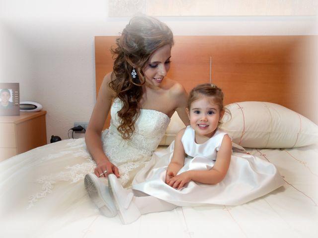 La boda de Miguel Angel y Alexandra en Palau De Plegamans, Barcelona 2