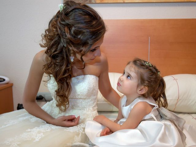 La boda de Miguel Angel y Alexandra en Palau De Plegamans, Barcelona 4