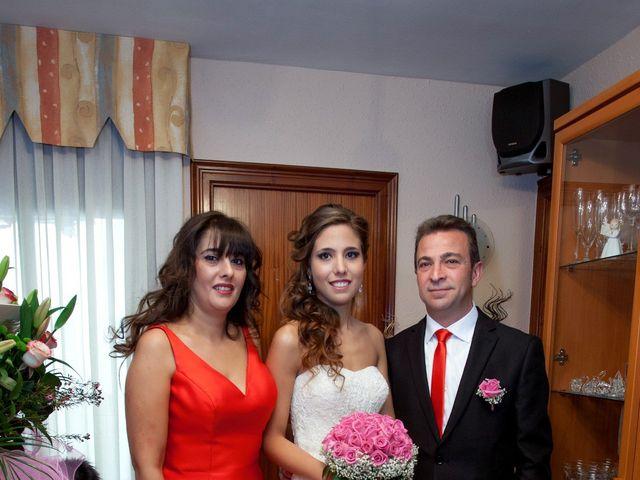 La boda de Miguel Angel y Alexandra en Palau De Plegamans, Barcelona 8