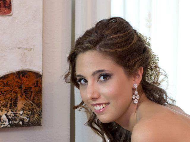 La boda de Miguel Angel y Alexandra en Palau De Plegamans, Barcelona 10