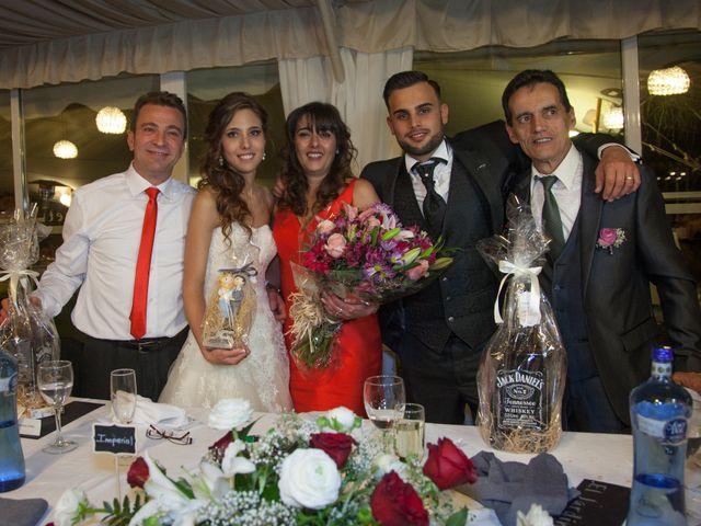La boda de Miguel Angel y Alexandra en Palau De Plegamans, Barcelona 12