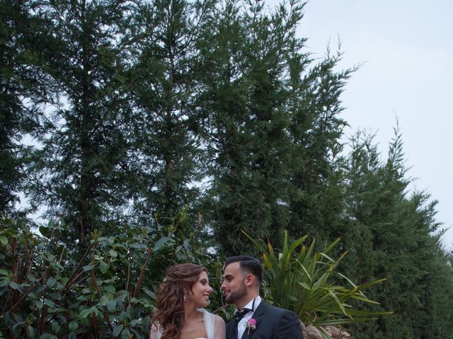 La boda de Miguel Angel y Alexandra en Palau De Plegamans, Barcelona 14