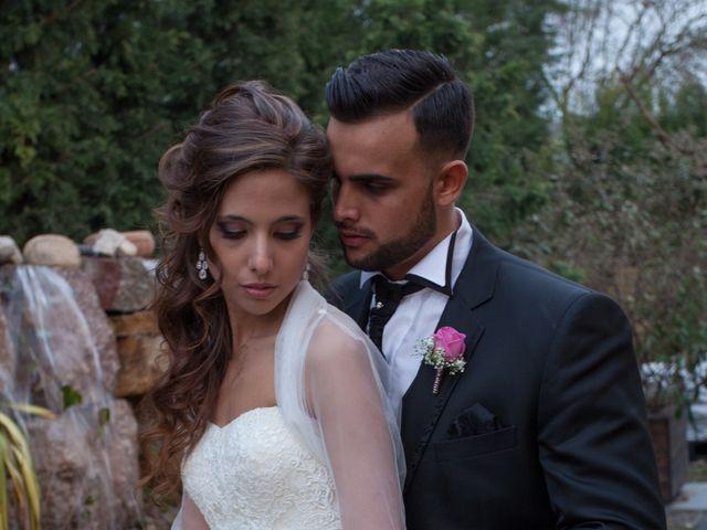 La boda de Miguel Angel y Alexandra en Palau De Plegamans, Barcelona 15
