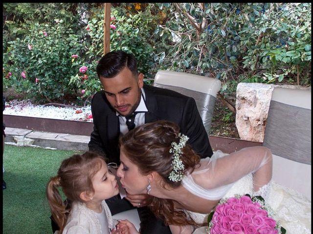 La boda de Miguel Angel y Alexandra en Palau De Plegamans, Barcelona 17