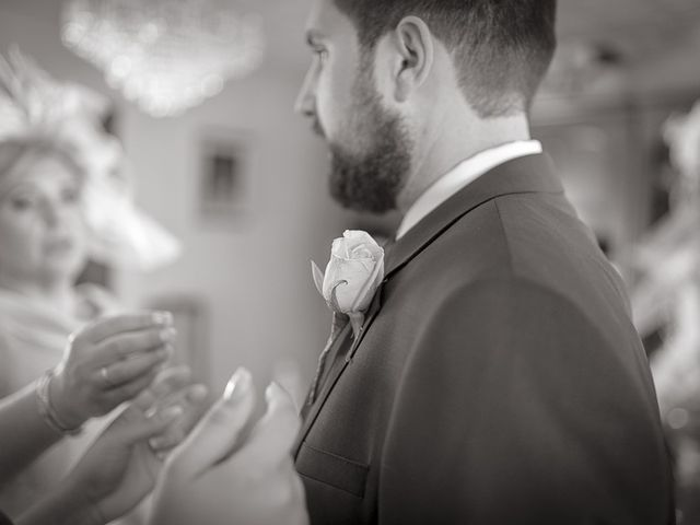 La boda de Juanjo y Alejandra en Molina De Segura, Murcia 4